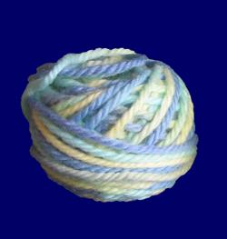 オーシャンウール 16ply(極太) 手紡ぎ毛糸