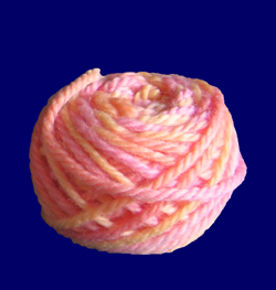 サンシャインウール 16ply(極太) 手紡ぎ毛糸