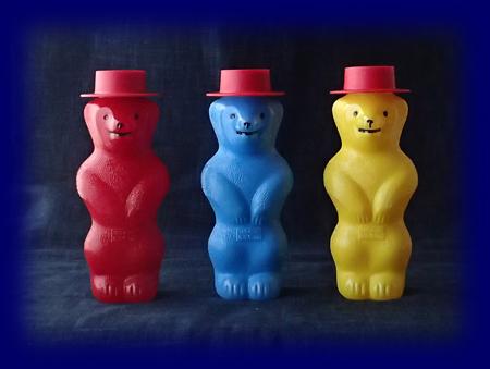 クマのシャボン玉 おもちゃ