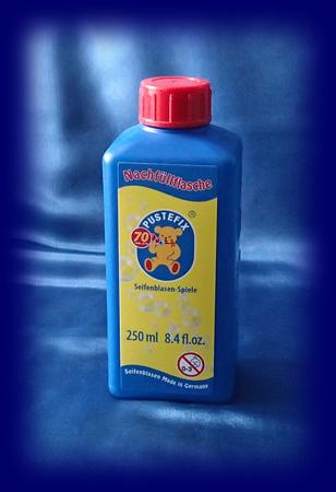 シャボン玉 補充液