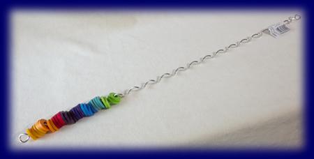 Spirelli 虹色 レインボー スパイラル おもちゃ