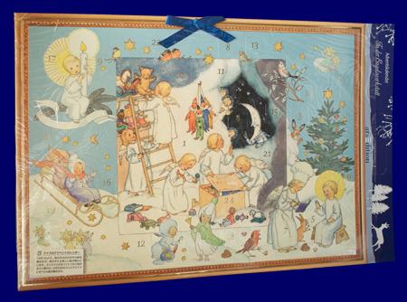 ビッグ・アドベント・カレンダー 天使の工房
