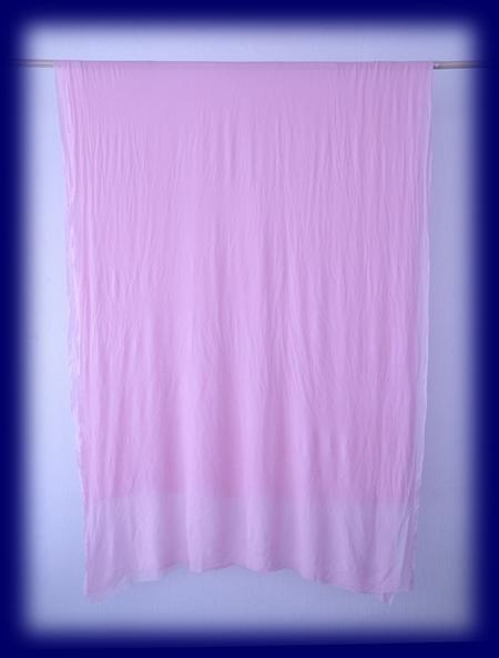 シルクキャノピー 6m ピンク 遊び布