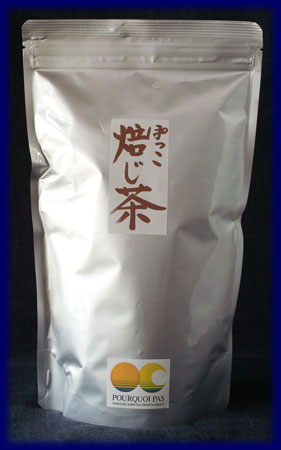 ぽっこ焙じ茶(ぽっこわぱ耕文舎) 飲み物