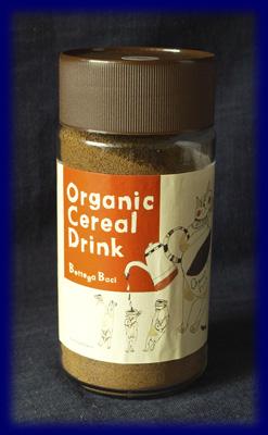 ノンカフェインコーヒー風飲料 ボッテガバーチ[有機穀物飲料] 100g 飲み物