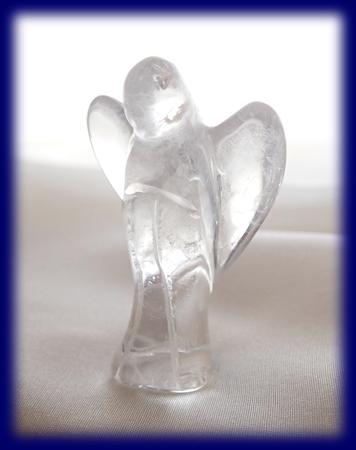 クリスタルの天使 雑貨