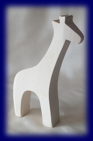オストハイマー きりん(無着色) Ostheimer Kreativ-Figuren(Creatively-Figures)