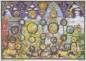 アドベント・カレンダー 聖なる世界 No.50