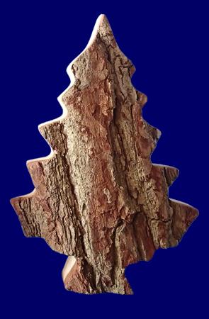 皮付き天然木のオブジェ ツリー 大 天然木の小物