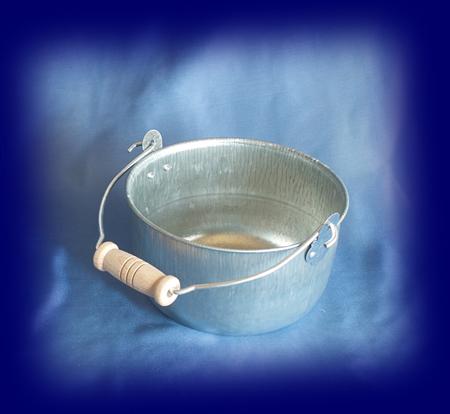 トタン豆バケツ(小) おてつだい用品(実用)
