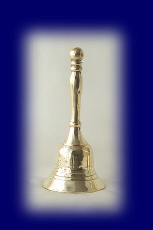 ブラス製ベル(12.5cm) ベル・チャイム