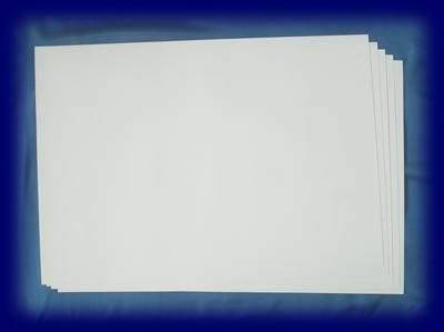 水彩用画用紙(厚)35×50cm 5枚セット 幼児教育