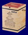 KAPLA カプラ280ピース(白木) つみ木 おもちゃ 幼児教育