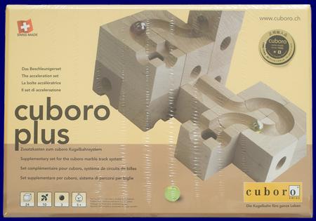 Cuboro キュボロ プラス 補充セット ビー玉転がし おもちゃ