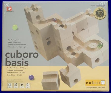Cuboro キュボロ ベーシス 基本セット ビー玉転がし おもちゃ