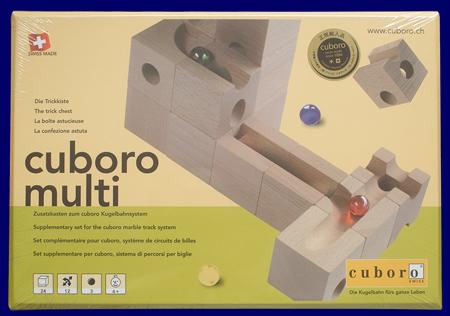 Cuboro キュボロ 補充セット ムルティ ビー玉転がし おもちゃ