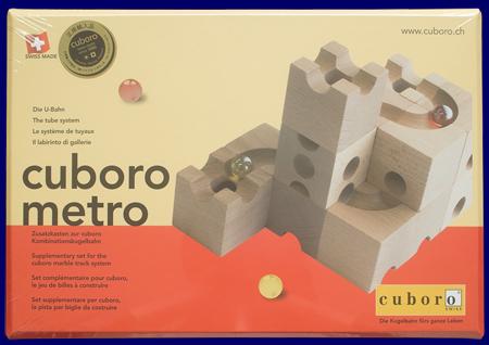 Cuboro キュボロ 補充セット メトロ ビー玉転がし おもちゃ