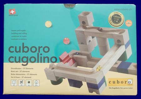 Cuboro キュボロ クゴリーノ 基本セット ビー玉転がし おもちゃ