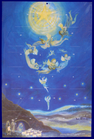 The Holy Night アドヴェント アドベント カレンダー クリスマス