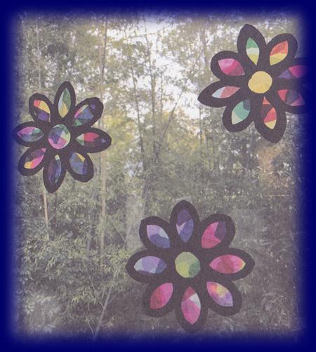 お花 トランスパレント キット としくらえみ 手仕事いっぱい 手づくり 材料