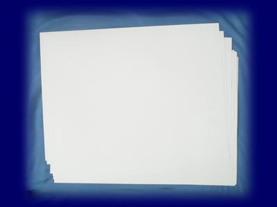 水彩用画用紙(薄) 100枚セット 幼児教育