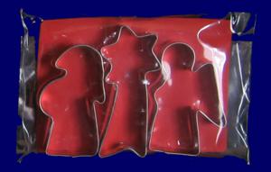 クッキーの型 天使セット クッキー型