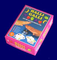 ハリガリ カードゲーム