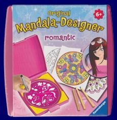 ミニマンダラおえかき ロマンティック おもちゃ