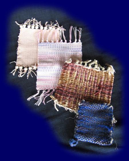 機織り機 手仕事