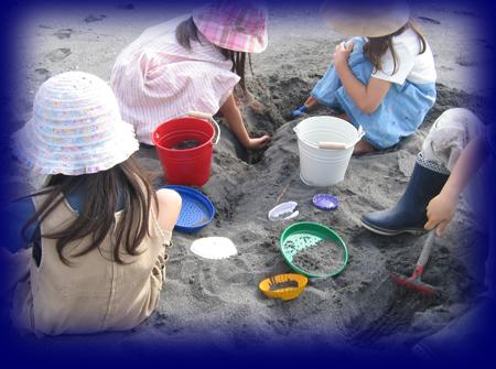 砂場遊び 玩具