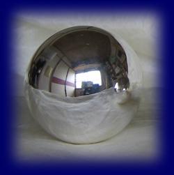 プレーン 40mm オルゴールボール